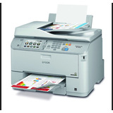 Impresora Multifuncional Epson Workforce Pro Wf5690 Color