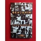 Livro - Benjamim - Chico Buarque - Cia. Das Letras
