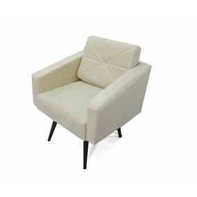 Poltrona Cadeira Estofada Promoção Direto Da Fabrica