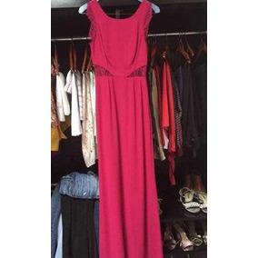 Vestido De Noche Marca Cinderella - Ropa 3baecde7fa09