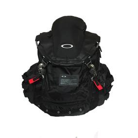 Mochila Elite Oakley Double Metal Back Pack Bolsa Colegio
