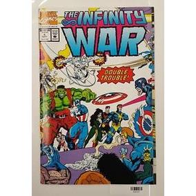 Infinity War #4 Nm+ Avengers X-men Fantastic Four Thanos Dc