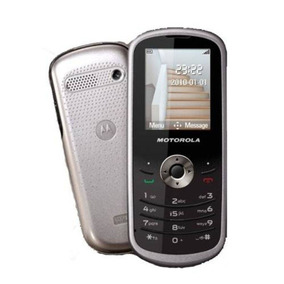 Celular Motorola Wx290 - Funciona Apenas Vivo Novo Prático