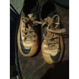 Tacos De Futbol Nike Mercuri