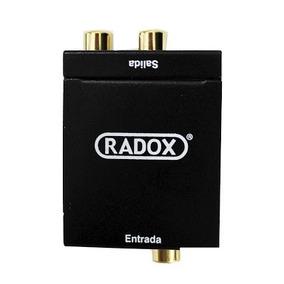 Convertidor Audio Digital