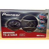 Ts-a1686r Pioneer 6.5 Serie 350 Vatios Altavoces De 4 Vías