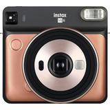 Camara Instantanea - Fujifilm Instax Square Sq6 - Blush Gold