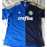 Palmeiras Camisa Fernando Prass no Mercado Livre Brasil 0a30be13359f2