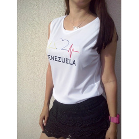 Franellillas Venezuela Moda Ropa Blusa Dama