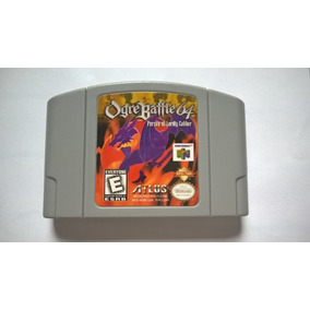 Ogre Battle 64 Person Of Lordly Caliber Nintendo 64 Console