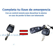 Telemando Alternativo Chevrolet Celta Lt Ltz  Control Emisor