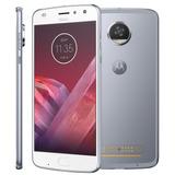 Celular Smartphone Moto Z² Play Xt1710 Azul - Dual Chip, 4g