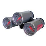 3 Carcazas Multiposicion Orlan Rober Relojes 52mm Gris Plata
