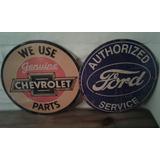 Ford Chevrolet Ferrari Lamborgini Rover Bme Jeep Decoracion