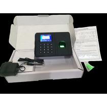 Checador De Personal De Huella(biometricos) Y Codigo