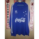 Camisa Cruzeiro Retro ( Finta / Coca-cola )