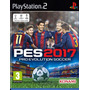 Pes 2017 + The King Of Fighters (5 In 1) Ps2
