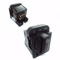 Botão Interruptor Chave De Luz Do Farol Gm Corsa Wind Super