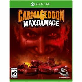 Carmageddon Max Damage Xbox One - Mídia Física Lacrado