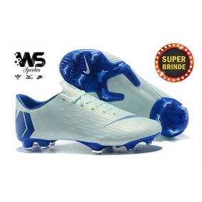 Chuteira Nike Mercurial Cano Alto Campo Nº 38 A 43 04 Opções. 3 vendidos -  Minas Gerais · Nike Mercurial Vapor Xii Pro Fg e97e10d5c1e10