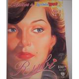 Libro-revista Rubí, Tomo 1, Yolanda Vargas Dulché