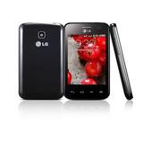 Lg Optimus L1 Ii E415f - Android 4.1, 3g, 2mp, 4gb Promoção