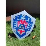 Zelda Réplica Escudo Master Shield Majora