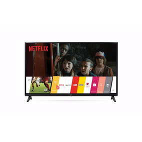 Televisor Lg 43lj550t Smart Tv Wifi Tdt Webos 3.5 2017 43plg