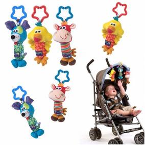 Chocalho Para Pendurar Carrinho Bebê Berço Móbile Brinquedo