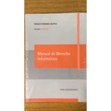 Manual De Derecho Informático. Fernández Delpech