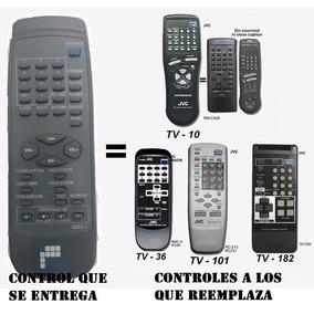 Control Remoto 4202-1 Todos Los Jvc Tv 1 Año De Garantia