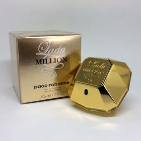 Lady Million Eau De Parfum 50ml Feminino | Original Lacrado