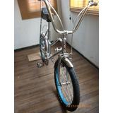 Bicicleta Monareta Arbar Pantera Antigua. Estilo Retro