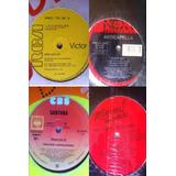 Discos Para Dj. Remix, En Acetatos De Vinil De Uso