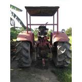 Tractor Internacional Con Rastra De 32 Discos Oferta