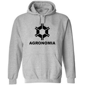 Blusa Frio Agronomia Moletom Agro Profissão Engenheiro. R  69 90 1a9dc382f14