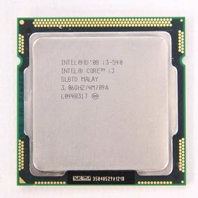 Intel I3 540 3ghz