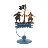 Peça Decorativa Rojemac Duelo De Espadas Piratas