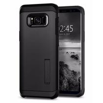 Funda Tough Armor Spigen Samsung Galaxy S8 Negro