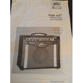 Amplificador Para Guitarra/ Peavey Rage258