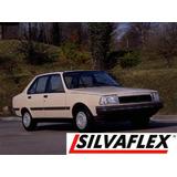 Renault 18 Txe Baguetas Laterales Anchas 60 Mm Molduras !!!!