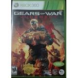 Gears Of War Judgement Xbox 360 Español Original Sellado Nue