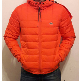 Campera Inflable Lacoste