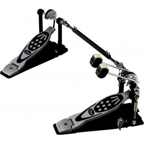 Doble Pedal Pearl Twin Pedal P122tw Bateria