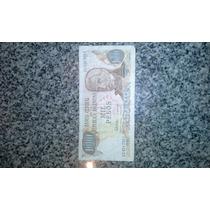 Billete De 1000 Pesos Banco Central De La Republica Argentin