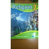 Libro De Religión 7°básico Creciendo Con Jesús Edebé