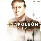 Cd + Dvd Jose Maria Napoleon Vive - Napoleon