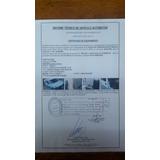 Cambio De Uso Informe Tecnico Ingeniero Mecanico Matriculado