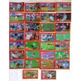 Coleccion De 30 Video Cards Nfl Bimbo