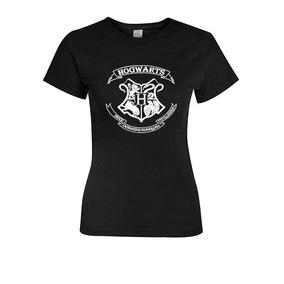 Poleras Estampadas Mujer - Harry Potter
